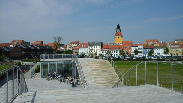 Faaborg Harbour Bath