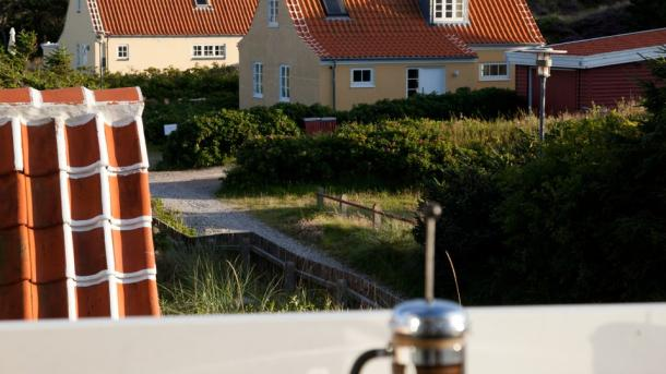 Skagen, breakfast, Nortjutland