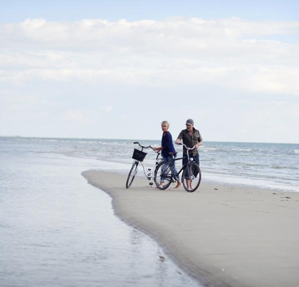 Fanø Biking Couple