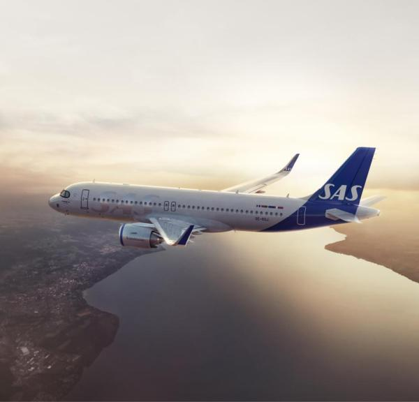Fly from the UK to Copenhagen with SAS