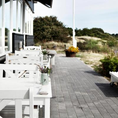 Kadeau Bornholm is a Michelin starred restaurant on the island of Bornholm