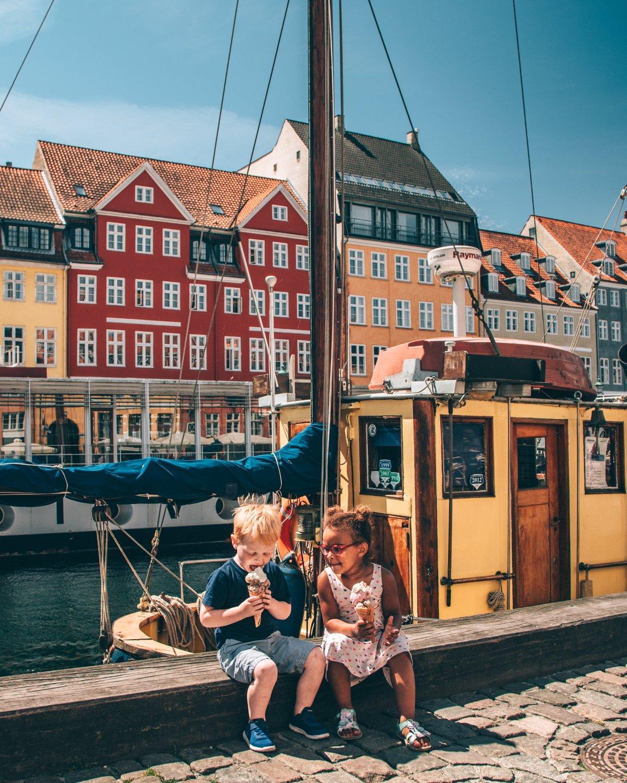 Ting Å Gjøre I København Med Barn